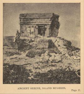Alice_D._Le_Plongeon_(American,_active_Mexico_1880s)_-_Ancient_Shrine,_Island_Mugeres_-_Google_Art_Project