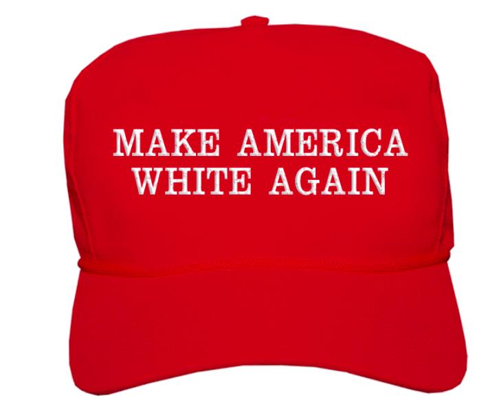 Trump whitey