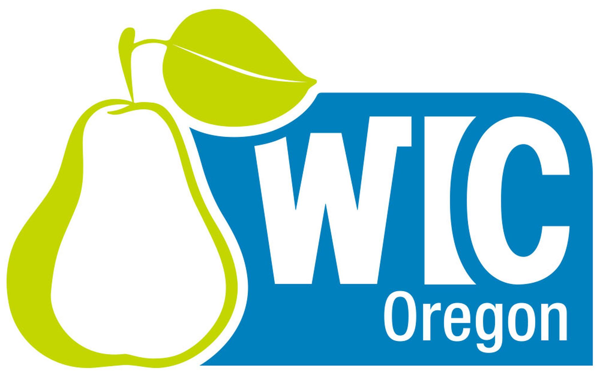 Oregon WIC color logo high resolution