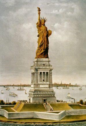 statueofliberty1890s